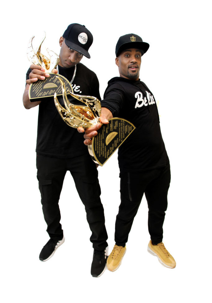 DSTONE & WILLIE MOORE JR - STELLAR AWARDS WINNERS 01